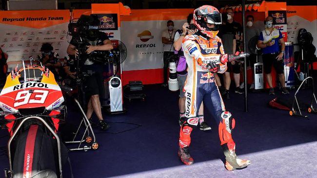 Marc Marquez akan kembali balapan di MotoGP Portugal 2021 setelah kali terakhir tampil pada MotoGP Spanyol 2020 atau berselang 273 hari.