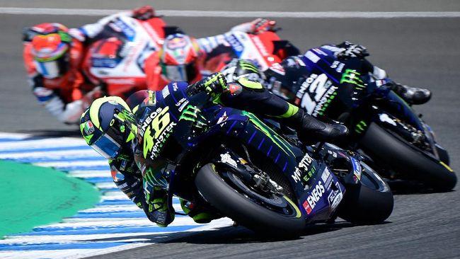 Live streaming Trans7 MotoGP Ceko 2020 di Sirkuit Brno bisa disaksikan melalui CNNIndonesia.com di sini.