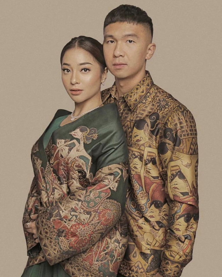 Nikita Willy dan Indra Priawan