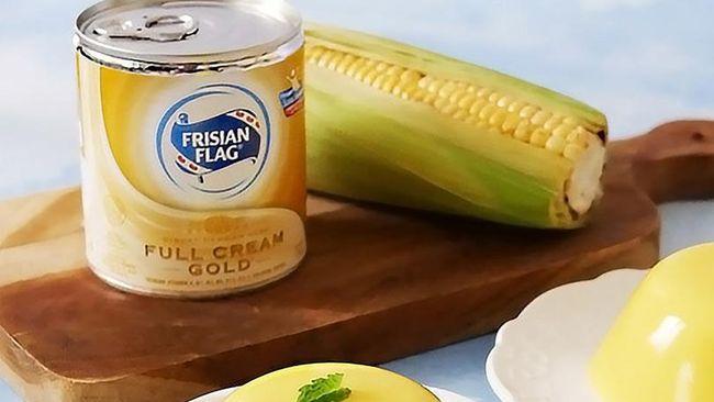 Produk Susu Kental Manis Frisian Flag, bisa dimanfaatkan untuk berbagai makanan, dan bisa dijadikan sebagai bumbu masakan