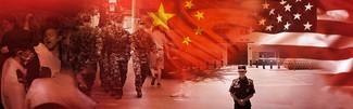 Adu Aksi Konsulat AS-China