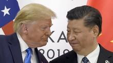 China Dinilai Senang jika Trump Kembali Jadi Presiden AS