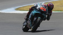 Hasil FP2 MotoGP Ceko: Quartararo Tercepat, Petronas Melesat