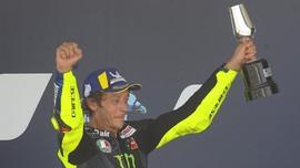 41 Tahun, Rossi Masih Ngegas