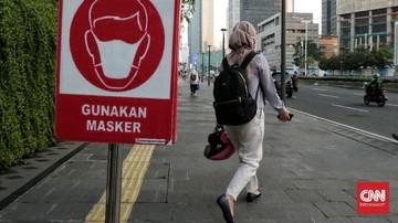 Total ada 17 klaster penularan Covid-19 di Jakarta. Rumah sakit jadi klaster terbesar disusul komunitas dan perkantoran.