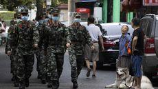 Paksa Tutup, China Ambil Alih Gedung Konsulat AS di Chengdu