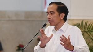 Kongres Luar Biasa Gerindra, Jokowi Singgung Jurang Resesi