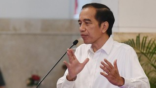 Ragam Sanksi Pelanggar Protokol Kesehatan dalam Inpres Jokowi