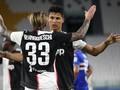 Ronaldo Bersikap Aneh di Perayaan Juara Juventus
