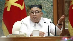 Kim Jong-un Akui Situasi Pangan Korut Sulit karena Bencana