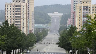 Kim Jong-un Cabut Lockdown Kota Kaesong