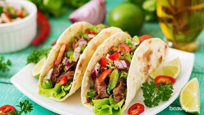 Doyan Makan Taco? Pilihan Topping Ini Lebih Sehat, Boleh Dicoba!