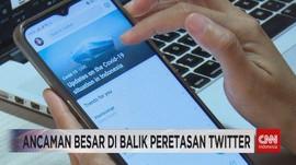 VIDEO: Ancaman Besar di Balik Peretasan Twitter