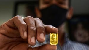 Aksi Ambil Untung Investor Setop Reli Kenaikan Harga Emas