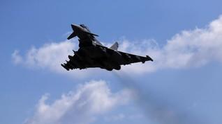 Kemhan Akui Rencana Beli Eurofighter Thypoon Bekas Austria