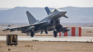 Rencana Prabowo Beli 15 Typhoon Austria Memicu Protes