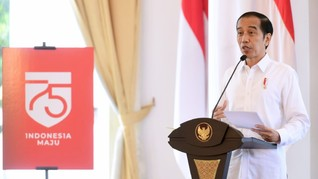 Jokowi Titahkan Kepala Daerah Segera Realisasikan Belanja