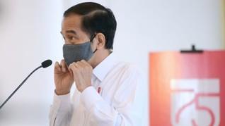 Jokowi Minta Para Pembantu Cegah Resesi Ekonomi