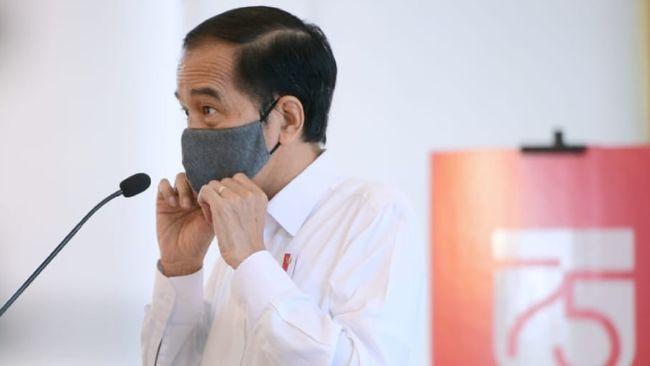 Presiden Jokowi kembali mengingatkan pentingnya kepatuhan warga dalam menaati protokol kesehatan selama pandemi.