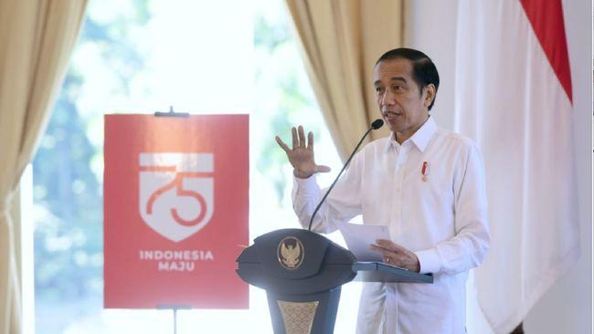 Presiden Jokowi memerintahkan untuk menyiapkan skema pendanaan transformasi digital karena mayoritas masyarakat beralih digital saat pandemi corona.