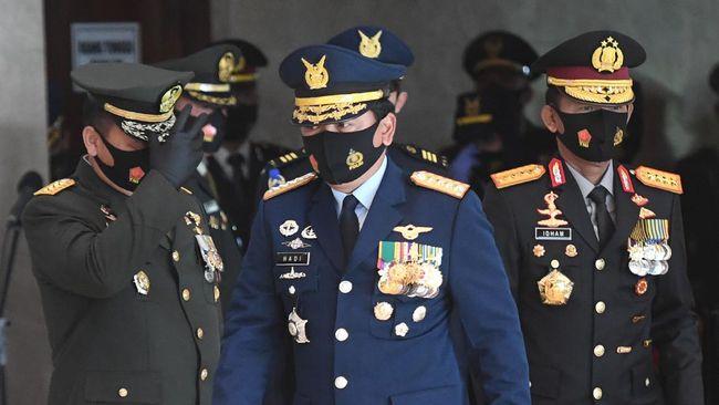 Dalam mutasi terbaru TNI, belum ada bakal pengganti Letjen Herindra di posisi Kasum dan pengganti mendiang Herman Asaribab di posisi Wakil KSAD.