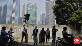 Sepekan Terakhir Jakarta dan Jatim Bebas Zona Merah Covid