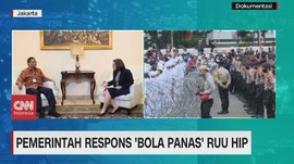 VIDEO: Pemerintah Respons 'Bola Panas' RUU HIP