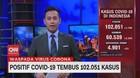 VIDEO: Positif Covid-19 di Indonesia Tembus 102.051 Kasus