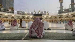 Dipilih Pemerintah Saudi, 13 WNI Tunaikan Haji 2020