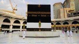 FOTO: Suasana Mekkah Sambut Jemaah Haji Kala Pandemi