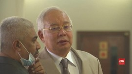 VIDEO: Divonis 12 Tahun Penjara, Najib Razak Banding