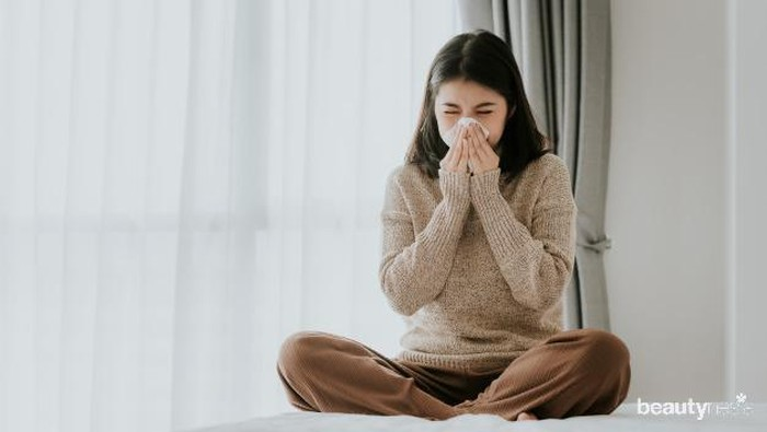 3 Faktor Pemicu Alergi dan Bersin-bersin di Rumah