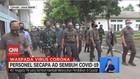 VIDEO: 990 Personel Secapa TNI AD Sembuh Covid-19