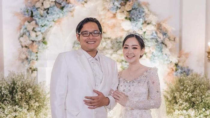 Menikah, Beauty Vlogger Asta Riri Tampil Elegan dengan Kebaya Modern
