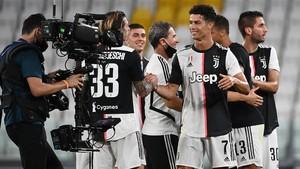 Rekan Setim Heran dengan Rekor Aneh Ronaldo
