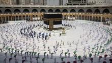 Arab Saudi Akan Gelar Ibadah Haji 2021