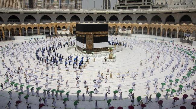 Kemenag Usul Beli Vaksin Covid Saudi Demi Kelancaran Haji