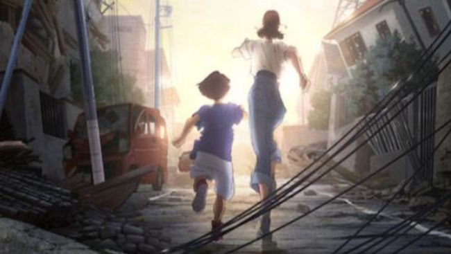 Japan Sinks: 2020 mengisahkan tentang gempa bumi besar yang melanda Jepang tak lama setelah Olimpiade Tokyo 2020.