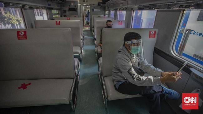 Lonjakan arus mudik jelang Iduladha tak terasa di tengah pandemi virus corona yang tengah melanda Indonesia.