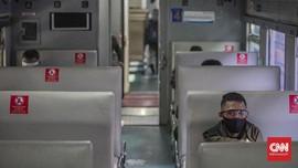 Okupansi Kereta Api dan Pesawat Masih 'Jongkok'