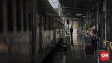 KAI Daop 2 Bandung Kembali Operasikan 4 Kereta Api Lokal