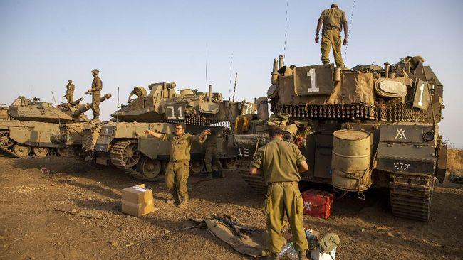 Panglima militer Israel menyatakan telah memerintahkan jajarannya untuk menyiapkan rencana menyerang Iran.
