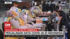 VIDEO: Perjalanan Data Covid-19 di Indonesia