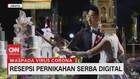 VIDEO: Resepsi Pernikahan Serba Digital