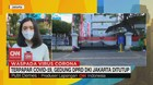 VIDEO: Terpapar Covid-19, Gedung DPRD DKI Jakarta Ditutup