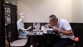 VIDEO: 'Teman Makan' Baru agar Tak Kesepian di Jepang