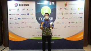 Angkasa Pura I Raih 2 Penghargaan TOP CSR Awards 2020