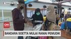 VIDEO: Jelang Iduladha, Bandara Soetta Mulai Ramai Pemudik