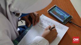 Kemendikbud Jamin Keamanan Data Penerima Subsidi Kuota