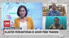VIDEO: Klaster Perkantoran di Akhir PSBB Transisi